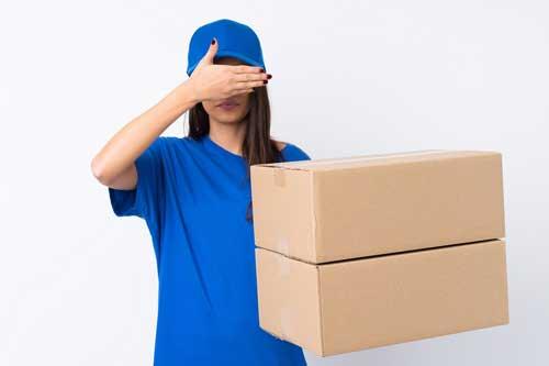 Blind Shipment